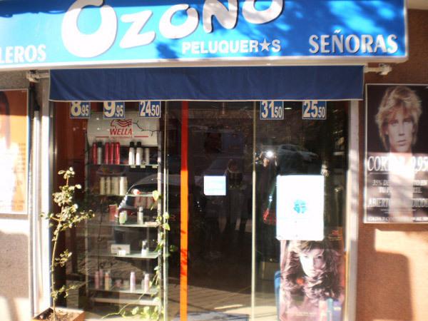 ozono peluqueros